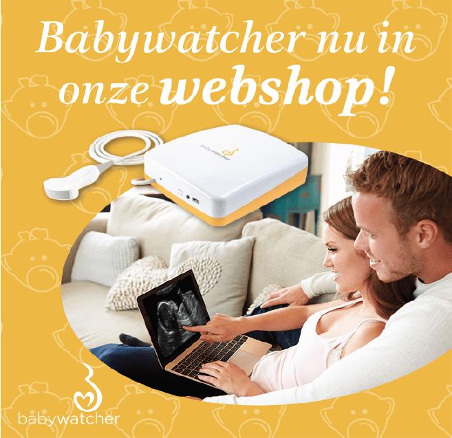 NIEUW! Babywatcher Cadeaubon'