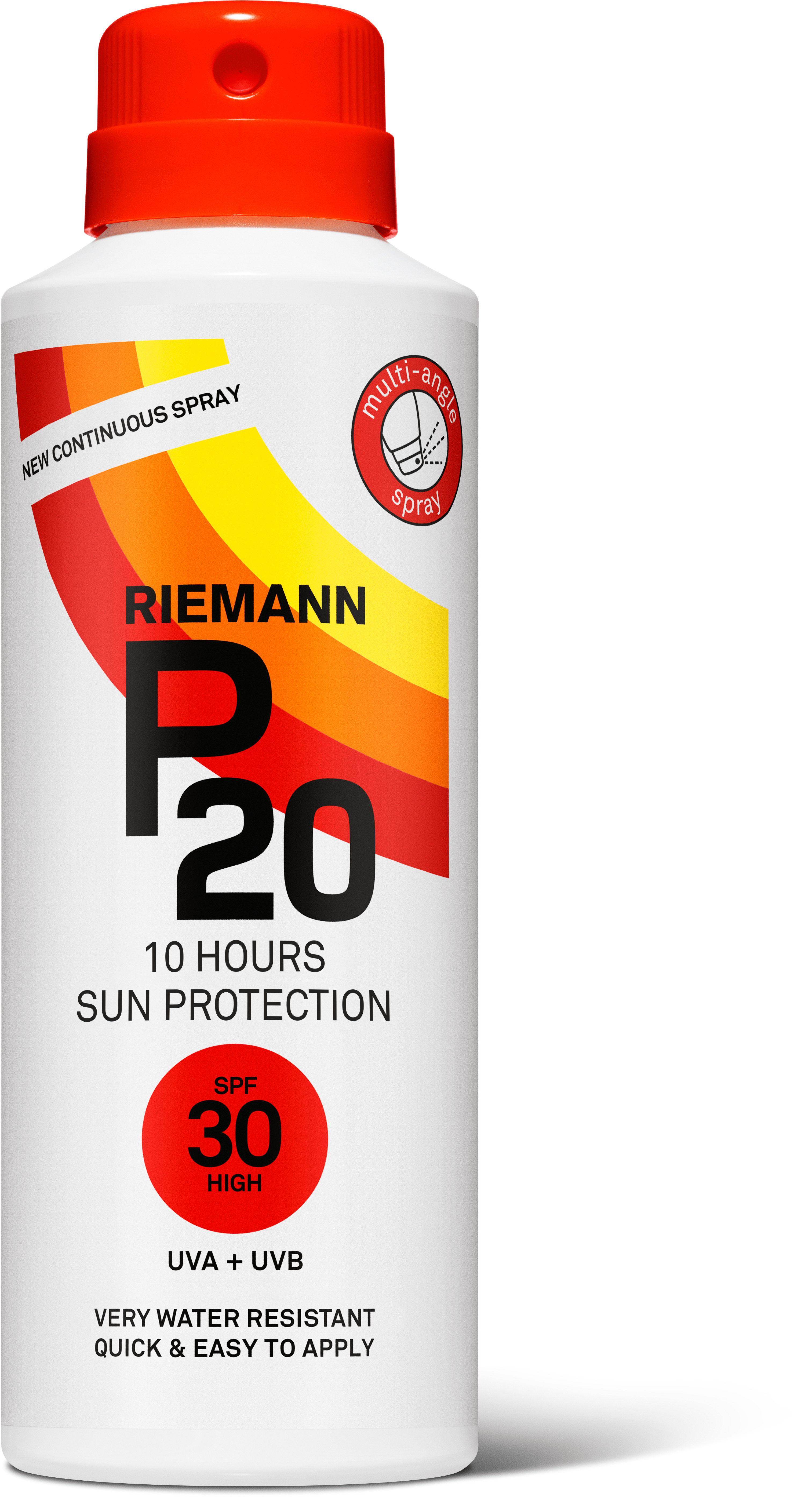 Riemann P20 Once a Day Continuous Spray SPF 30