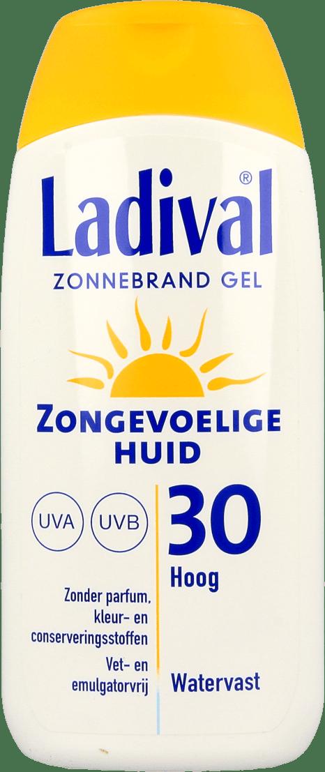 Ladival Zonnebrand Gel SPF 30