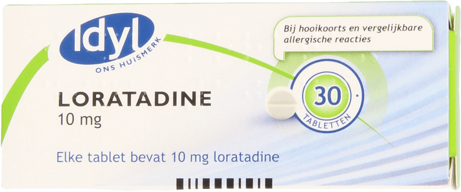 Loratadine 10 Mg How Often