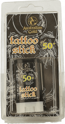 Australian Gold Tattoo Stick SPF50+