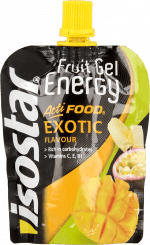 Isostar Actifood Fruit Gel Energy Exotic