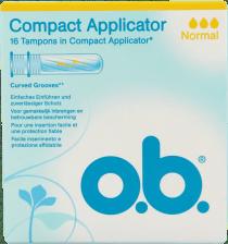 O.b. Tampons Applicator ProComfort Normal