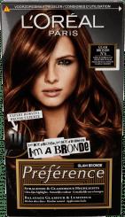L'Oréal Paris Préférence Glam Bronde No. 4 Brunette