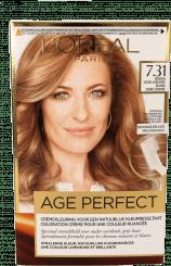 L'Oréal Exc. Age Perfect 7.31 Midden Goud-asblond