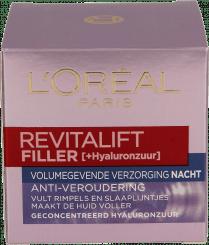 L'Oréal Paris Revitalift Filler Nachtverzorging