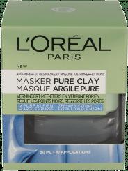 L'Oréal Paris Masker Clay Blue Gezichtsmasker