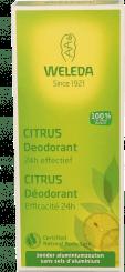 Weleda Deodorant Citrus