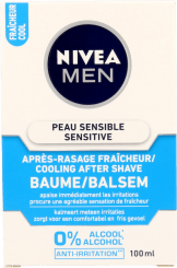 Nivea Men Aftershave Balsem Sensitive Cooling