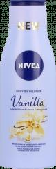 Nivea Body Oil-In-Lotion Vanille & Amandel