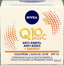 Nivea Q10PlusC Energy SPF 15 Dagcrème