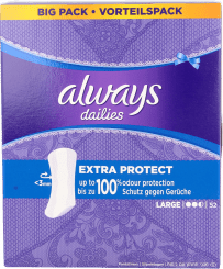 Always Inlegkruisjes Dailies Extra Protect Large