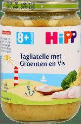 HiPP Tagliatelle groenten Vis