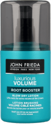 John Frieda luxurious volume blow dry lotion