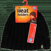 Heat Holders Thermo Heren Muts Zwart