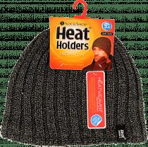 Heat Holders Thermo Heren Muts Donker Grijs