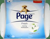 Page Vochtig Toiletpapier Fresh