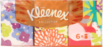Kleenex Zakdoeken Collection 6x7