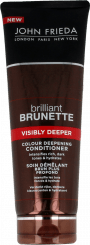 John Frieda Brilliant Brunette Conditioner Visibly Deeper