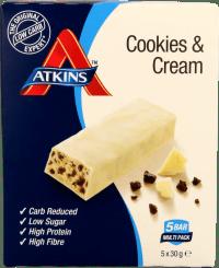 Atkins Reep Cookies & Cream