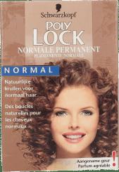 Poly Lock Permanent Normaal