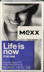 Mexx Life is Now Eau de Toilette