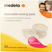 Medela Disposable Zoogkompressen