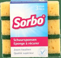Sorbo Schuurspons Zware Kwaliteit