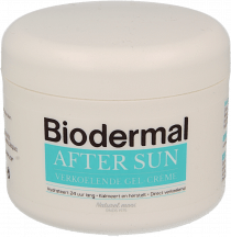 Biodermal Aftersun Verkoelende Gel-Crème