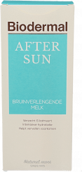 Biodermal Aftersun Bruinverlengende Melk