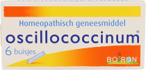 Boiron Oscillococcinum | Buisjes