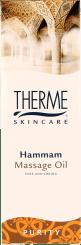 Therme Massage Oil Hammam