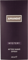 Amando Aftershave Spray Mystery