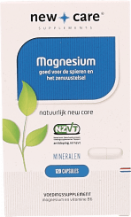 New Care Magnesium capsules