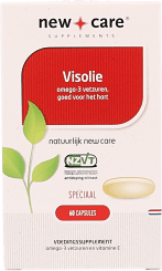 New Care Speciaal Visolie
