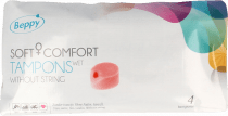 Beppy Tampon Comfort Soft Wet
