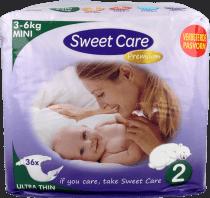 Sweetcare Luiers Premium Mini 3-6 kg