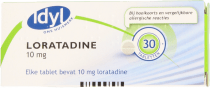 Idyl Loratadine 10 mg