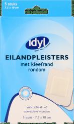 Idyl Eilandpleisters
