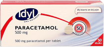 IDYL Paracetamol 500 mg Tabletten