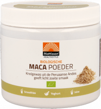 Active Maca Poeder Bio - The Inca Superfood