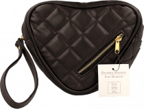 Riviera Maison Heart Bag Brown