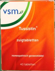 VSM Tussistin Zuigtabletten