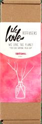 We Love The Planet Diffuser Sweet Senses